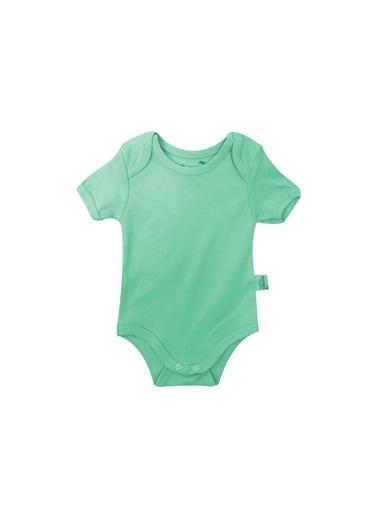 Mummy's Baby Mummy's Baby Kısa Kol Body Pembe Pembe